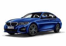 2019 BMW 3 Series G20 - Front