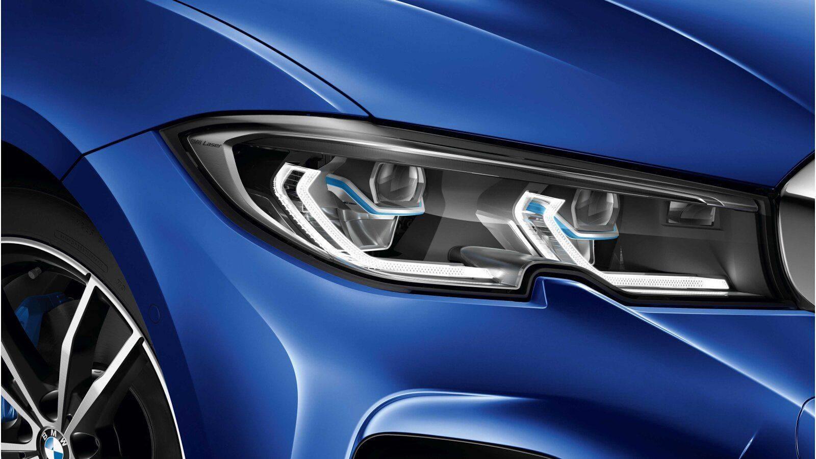 2019 BMW 3 Series G20 - Headlight