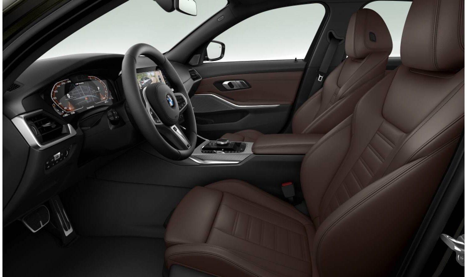 2019 BMW 3 Series G20 - Interior