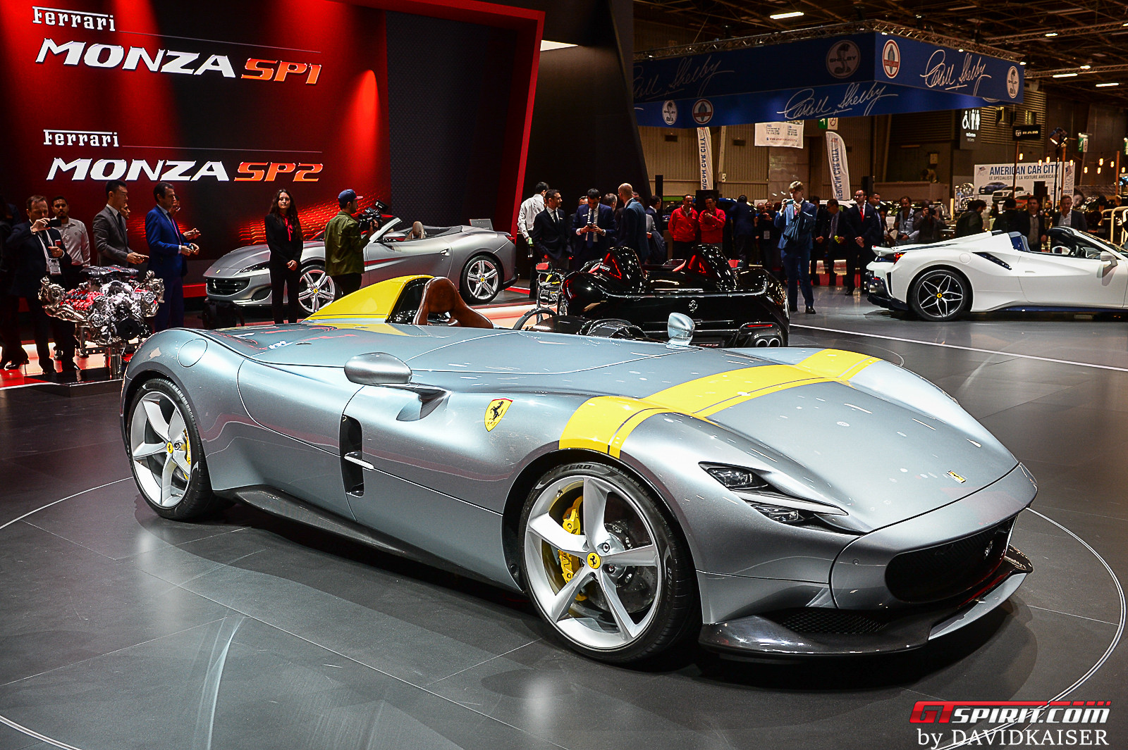 Details Emerge About Ferrari Monza Cost And Production Run Gtspirit