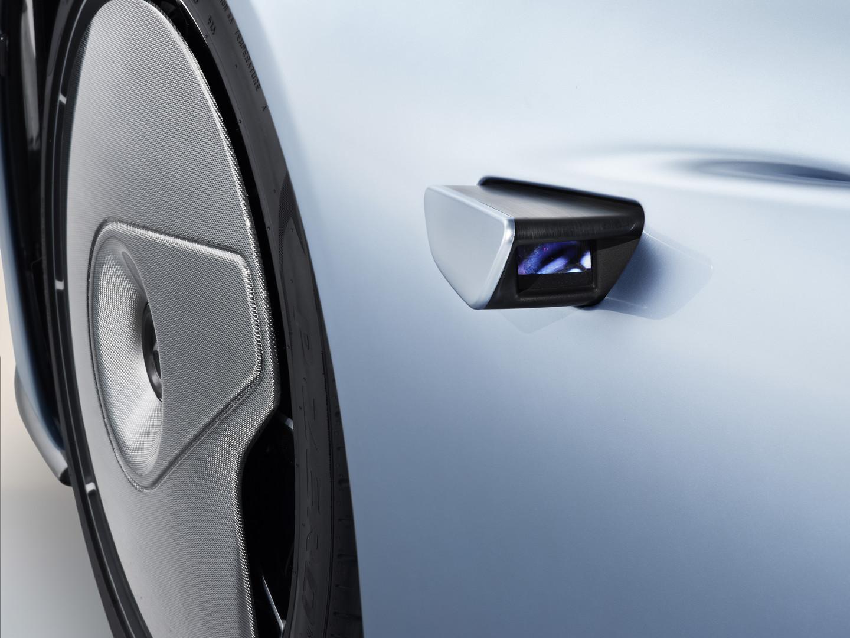 McLaren Speedtail Didgital Camera