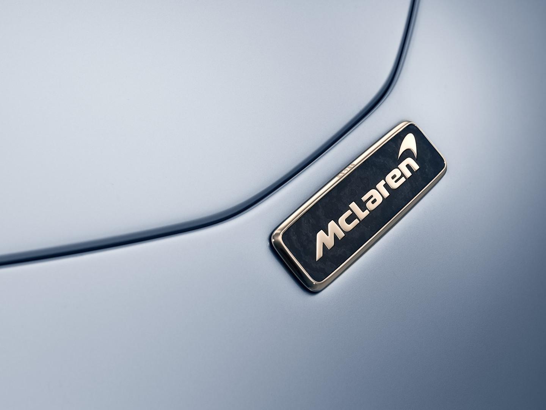 McLaren Speedtail Logo