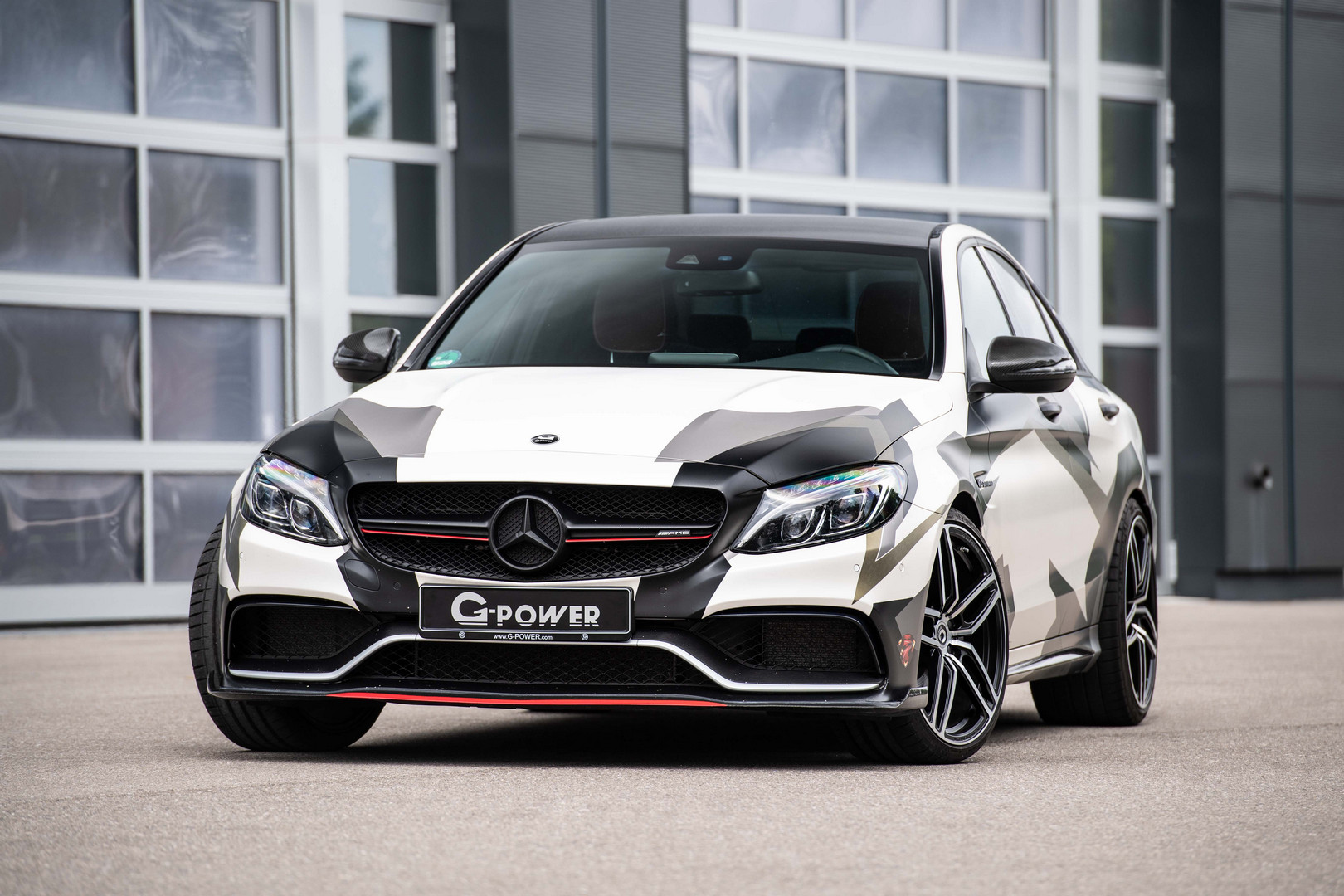 G-Power Mercedes-AMG C63 Sedan