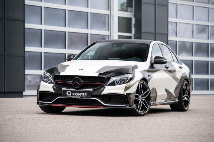 G-Power Mercedes-AMG C63 Sedan