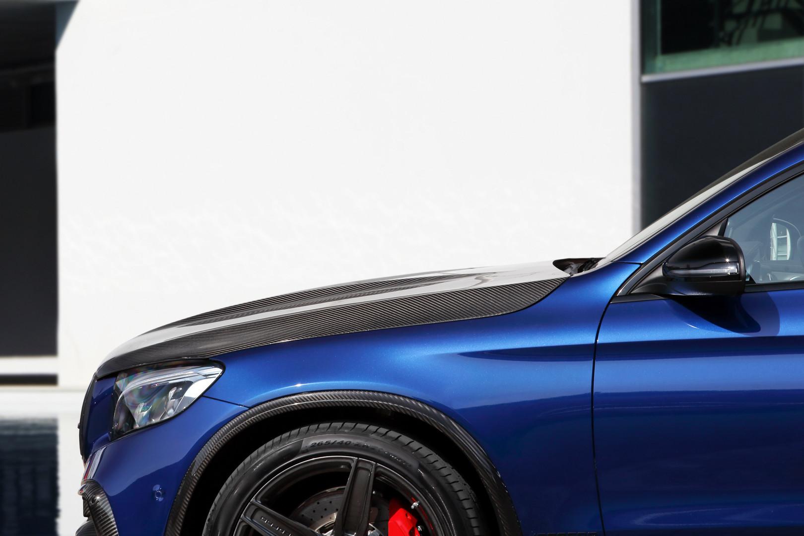 TopCar Mercedes-Benz GLC Coupe INFERNO