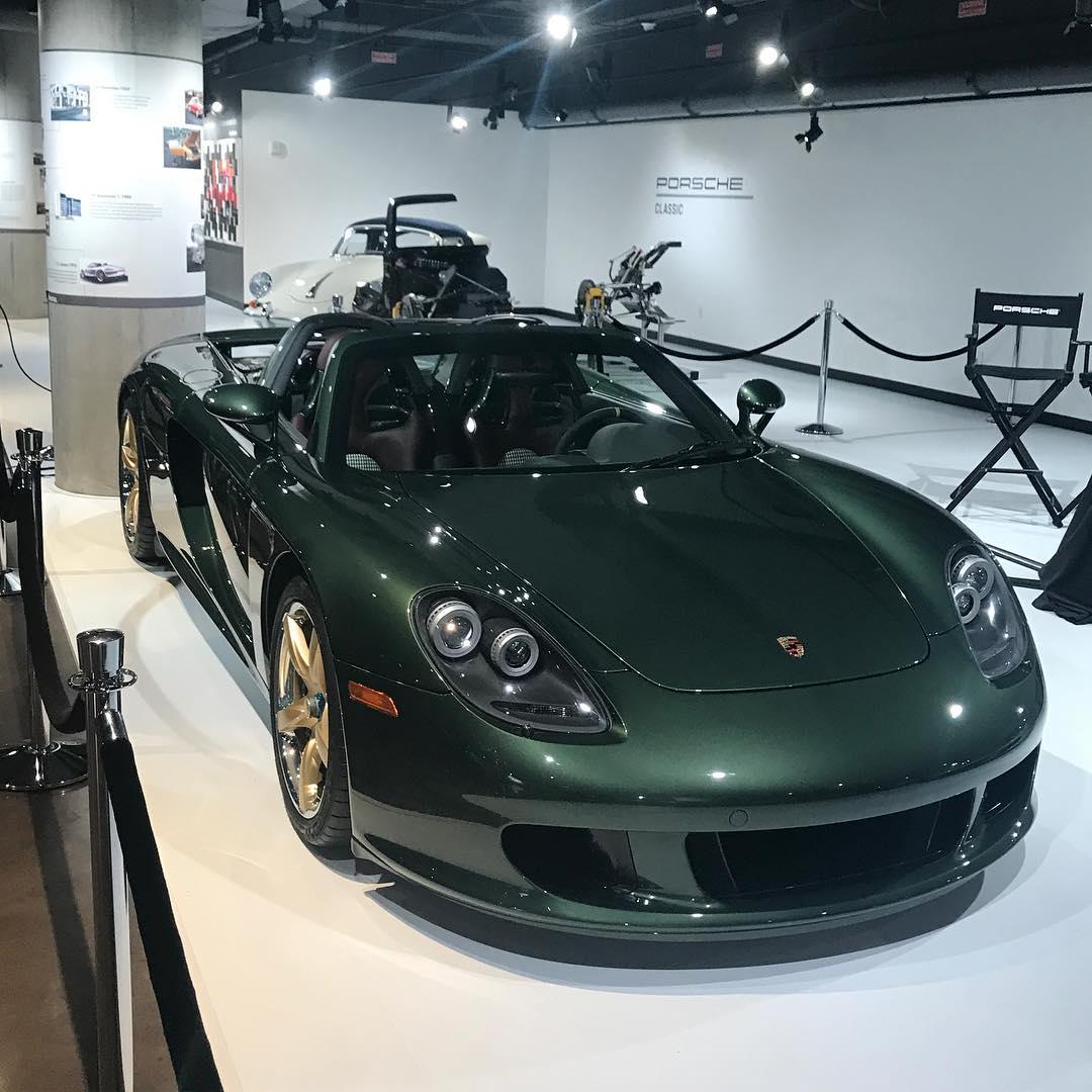 Porsche Carrera: Porsche Classic Recommissions Porsche Carrera GT