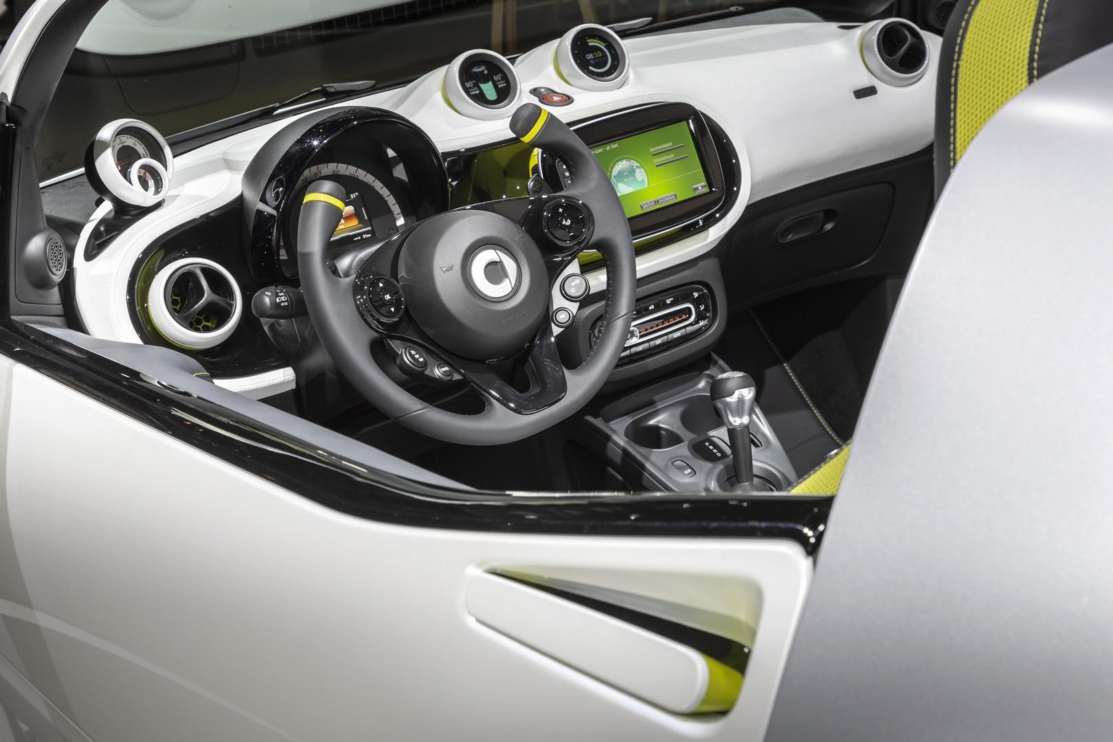 Smart Forease - Paris Motor Show 2018