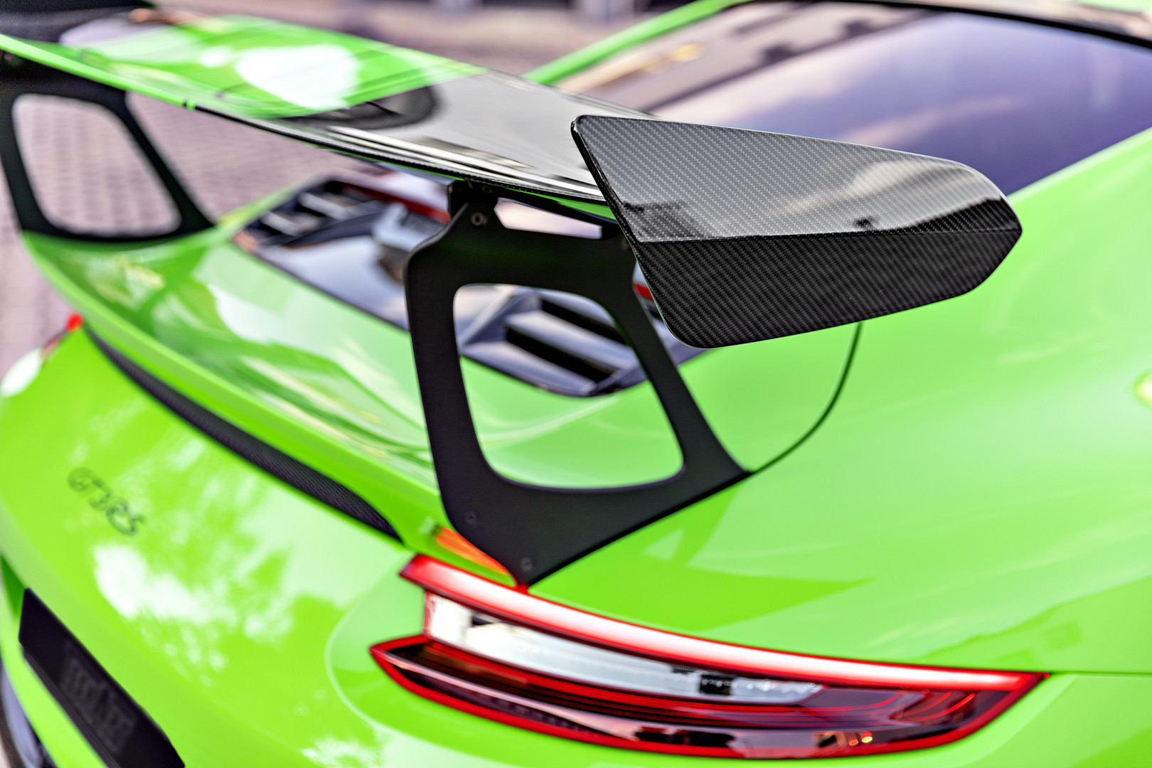 Techart GT3 RS Wing