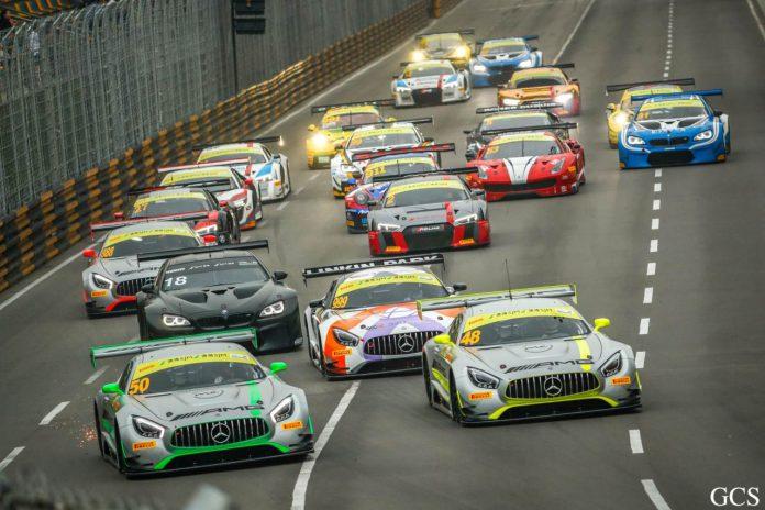 Macau Grand Prix FIA GT World Cup
