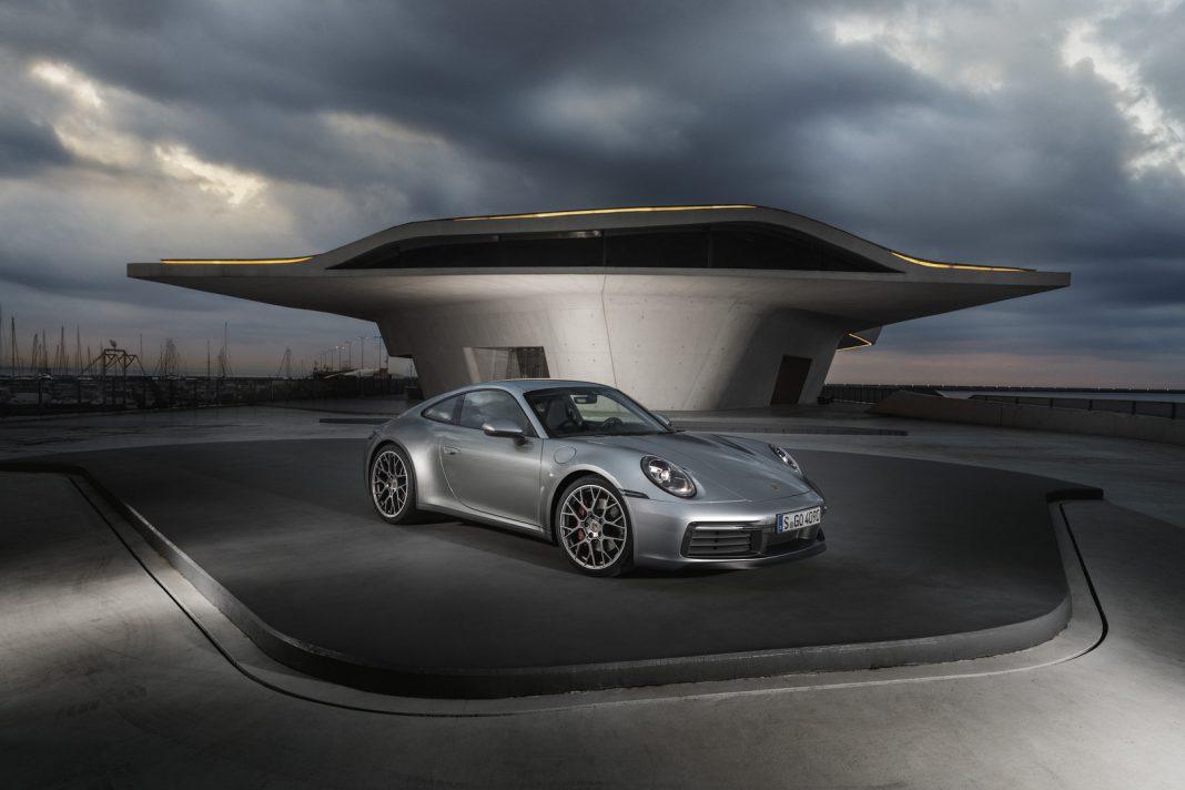 2019 Porsche 911 8th Generation