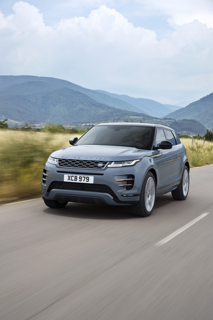 2019 Range Rover Evoque Revealed Gtspirit
