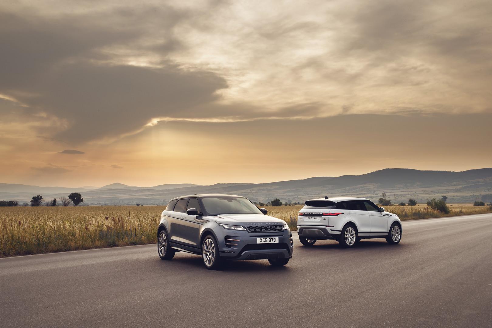 2019 Range Rover Evoque