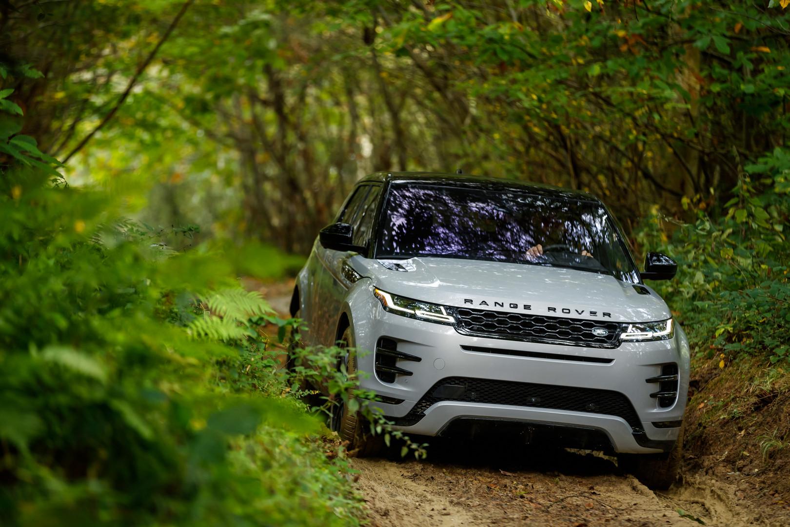 2019 Range Rover Evoque Exterior