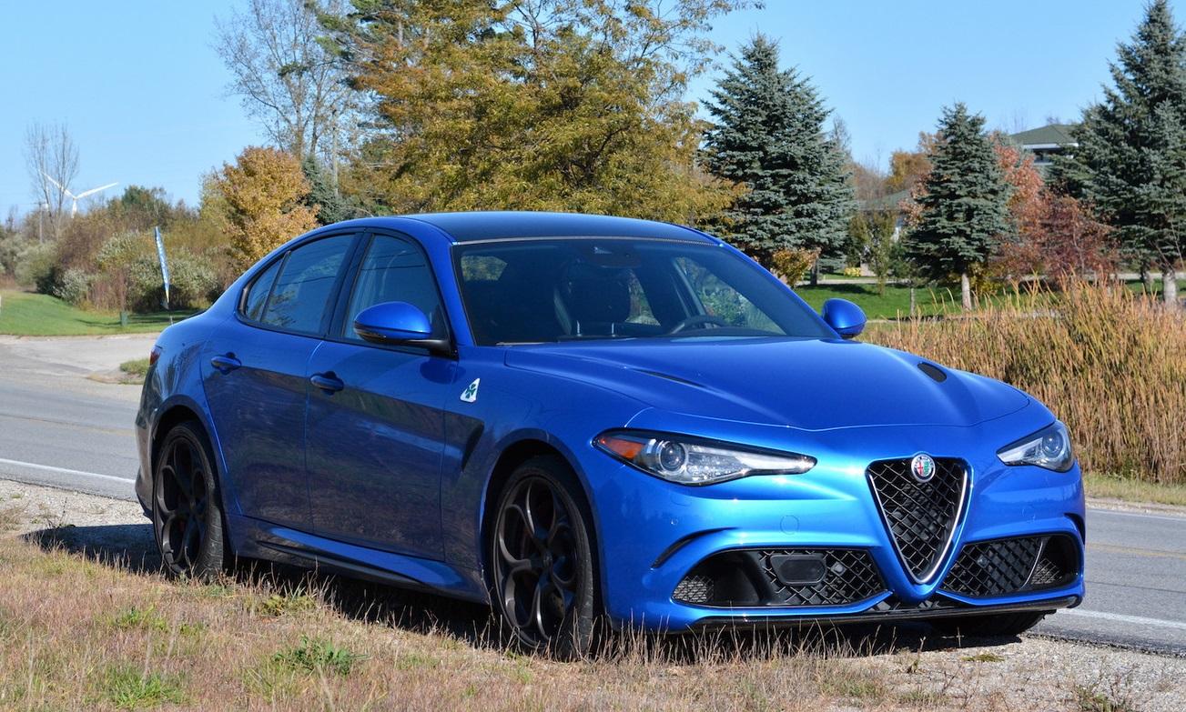 Alfa Romeo Giulia Quadrifoglio >> 2018 Alfa Romeo Giulia Quadrifoglio Review Gtspirit