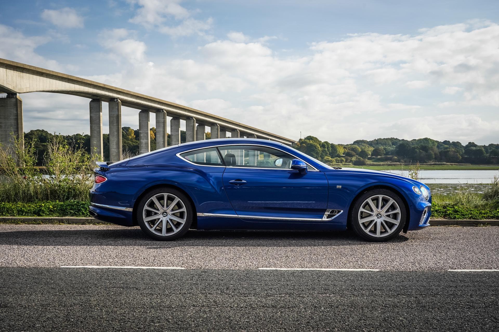 2019 Bentley Continental GT Review - GTspirit