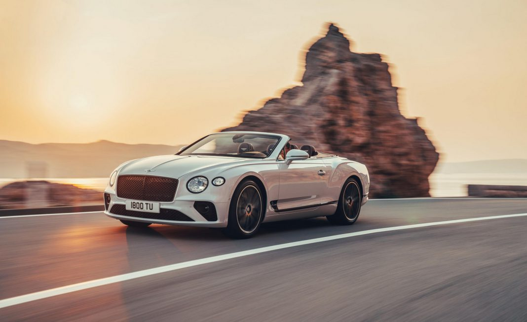 2019 Bentley Continental GTC