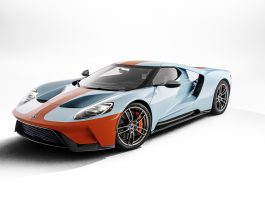 2019 Ford GT Heritage Edition 001
