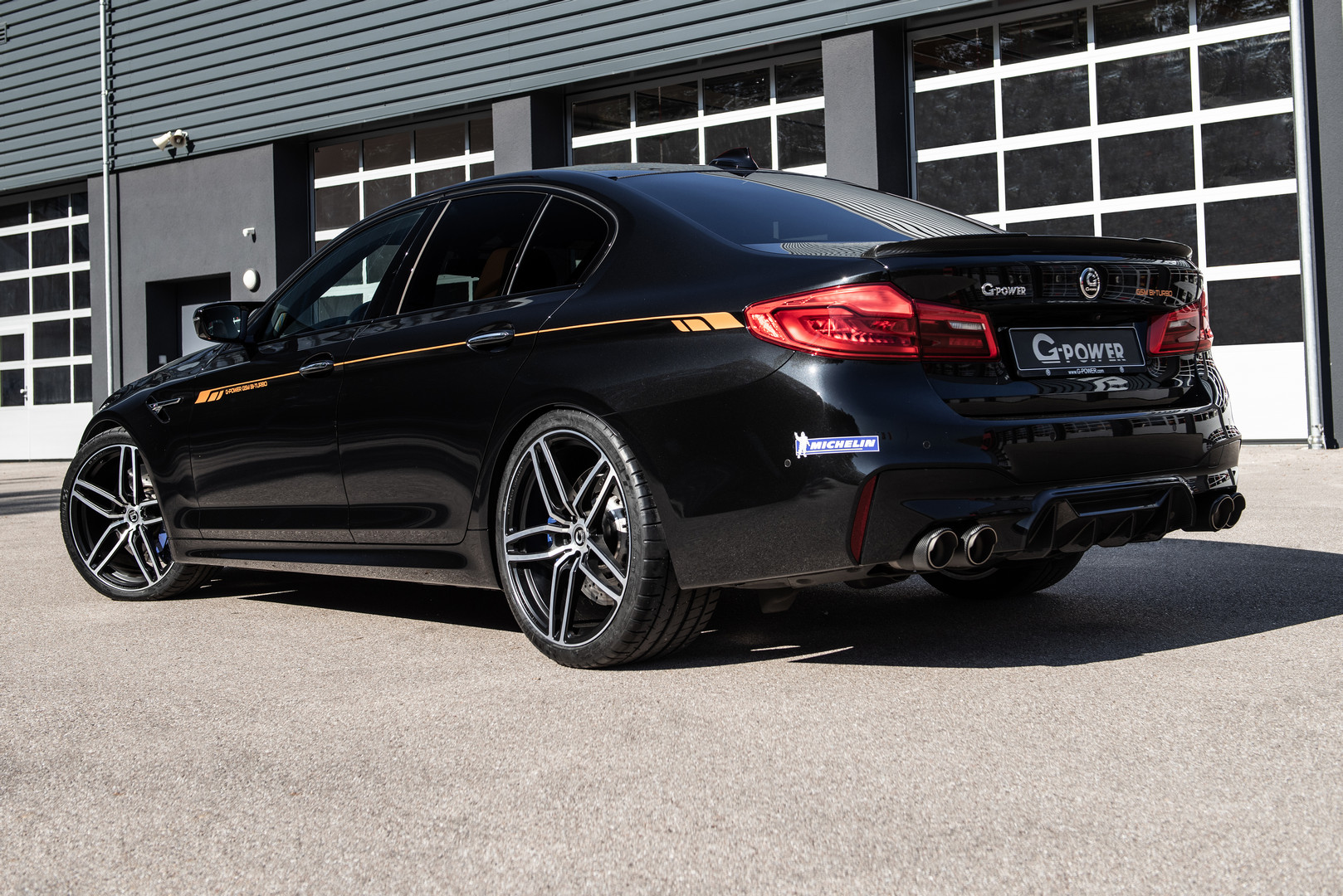 G-Power BMW F90 M5 800hp