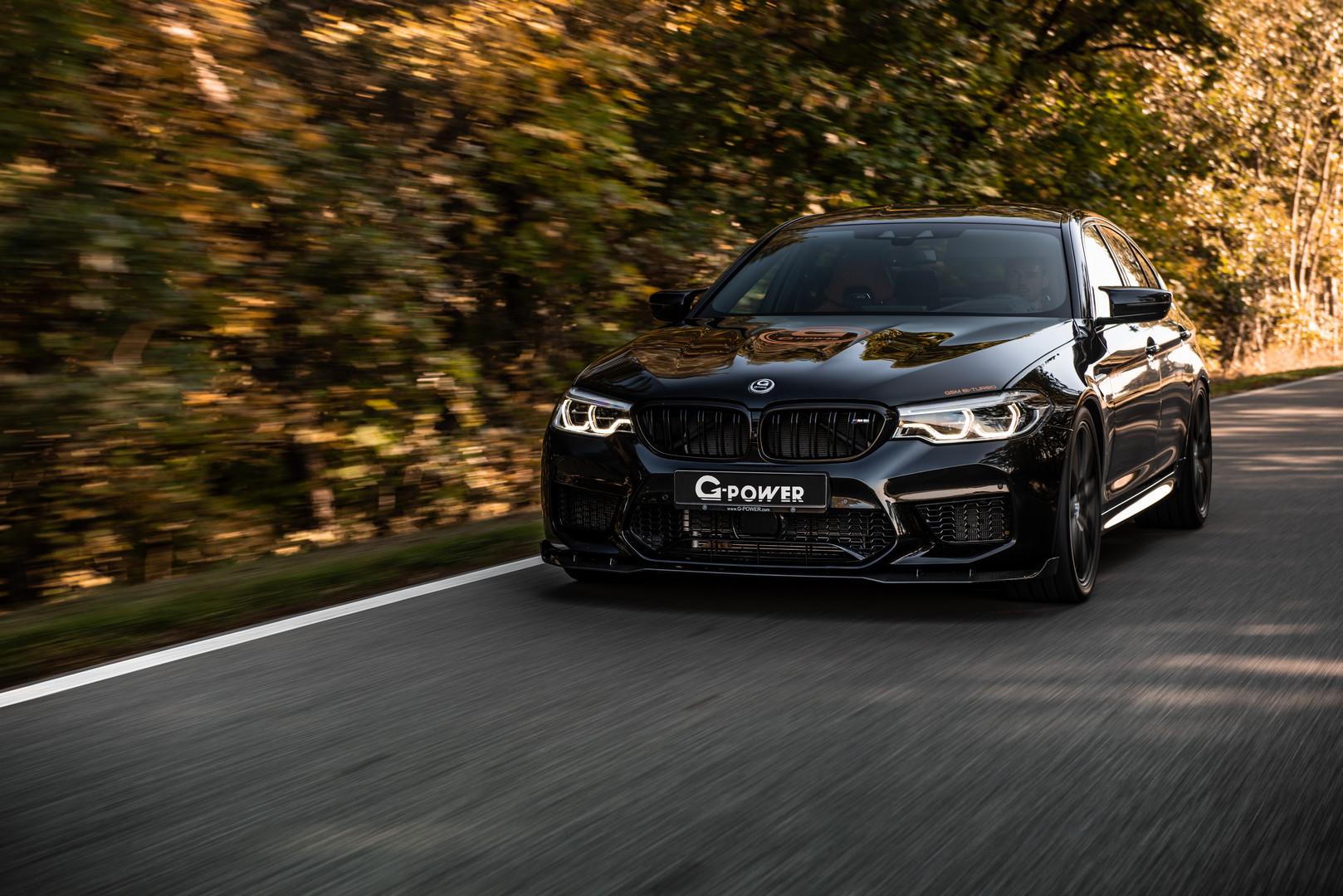 G-Power BMW F90 M5 800hp