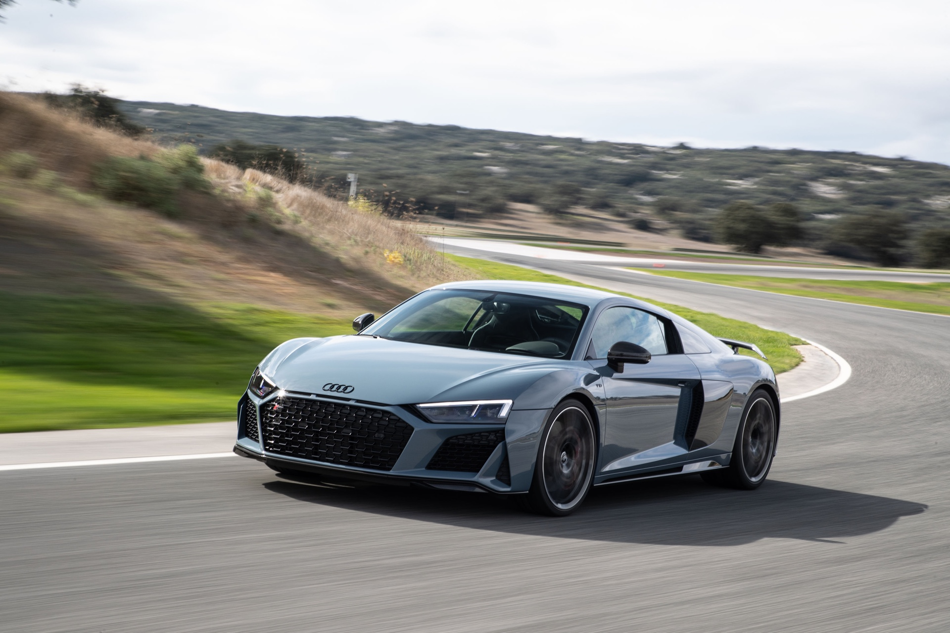 2019 Audi R8 Performance Review