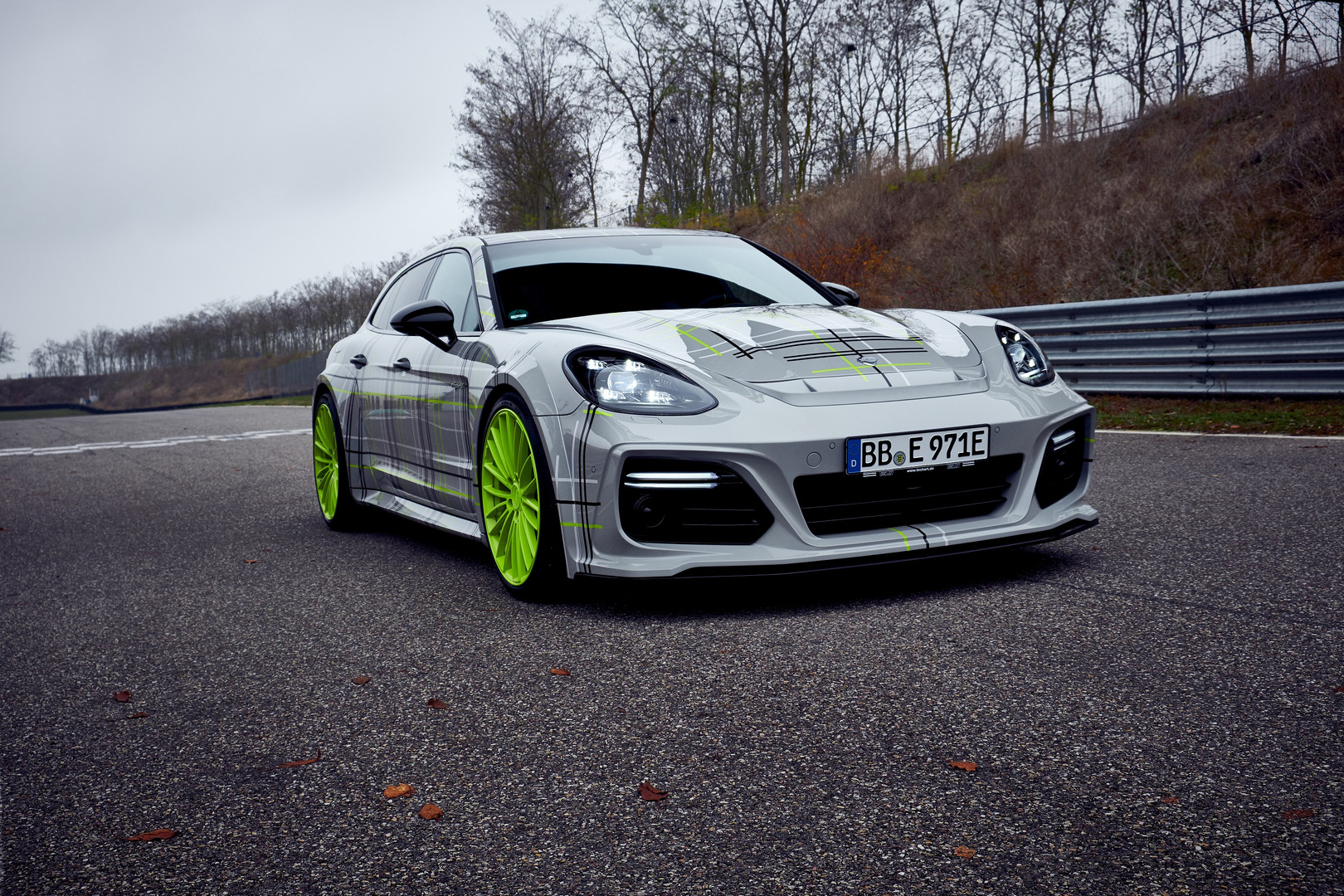 Techart Porsche Panamera Turbo S E Hybrid