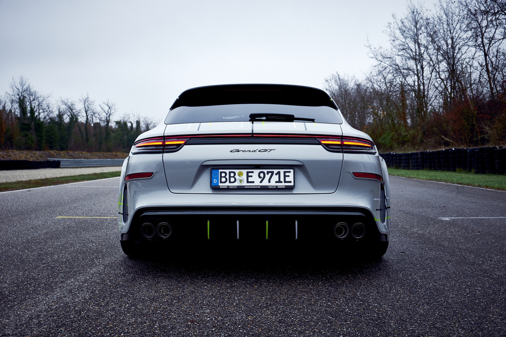 Techart Porsche Panamera Turbo S e-Hybrid