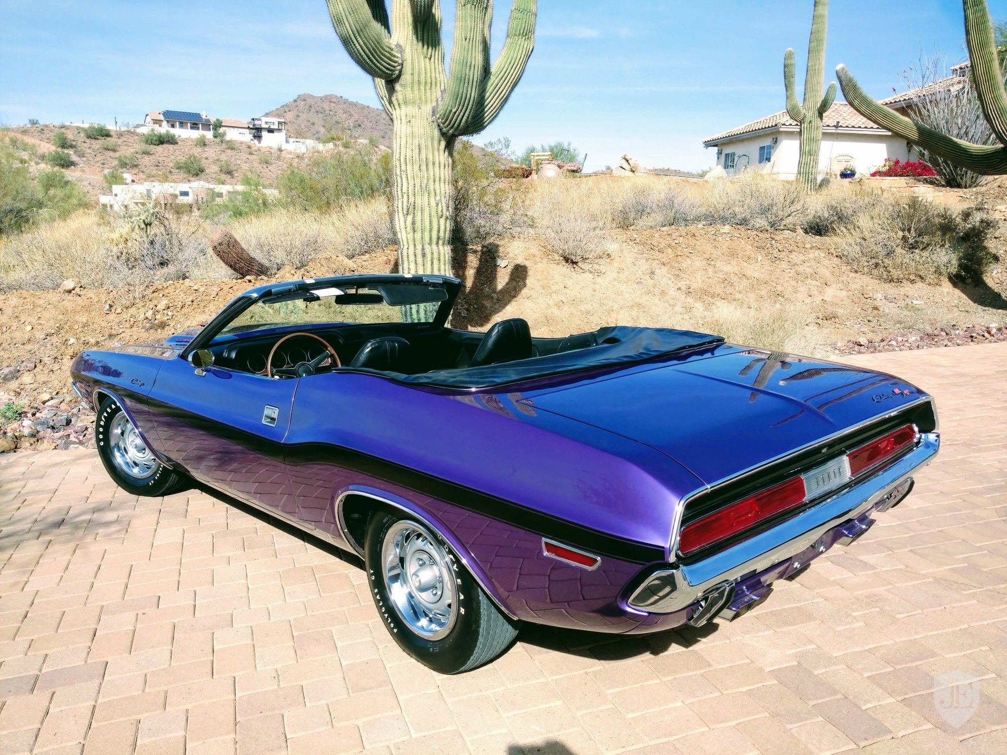 1 Of 5 1970 Dodge Challenger R T Convertible For Sale At 1 8