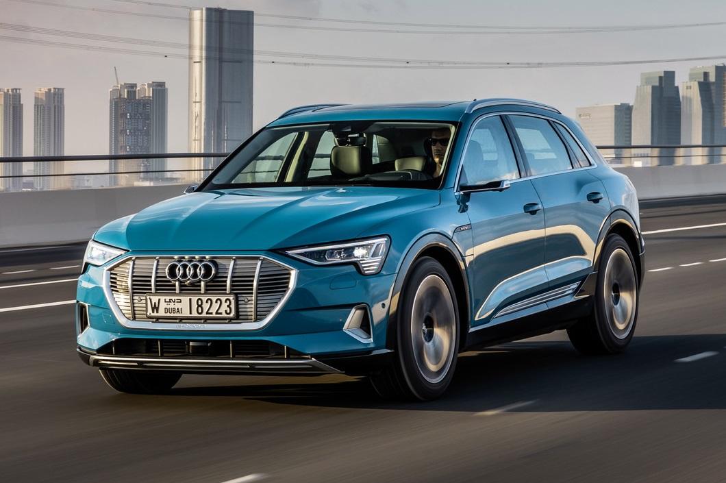 2019 Audi E Tron Review
