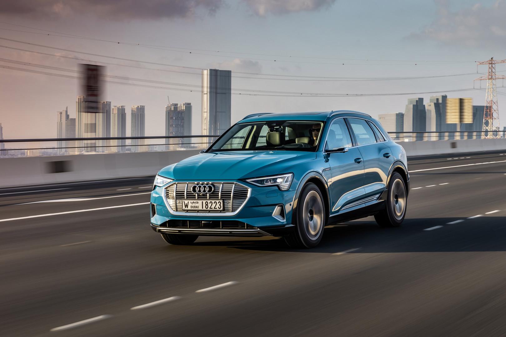 2019 Audi e-tron Review - GTspirit