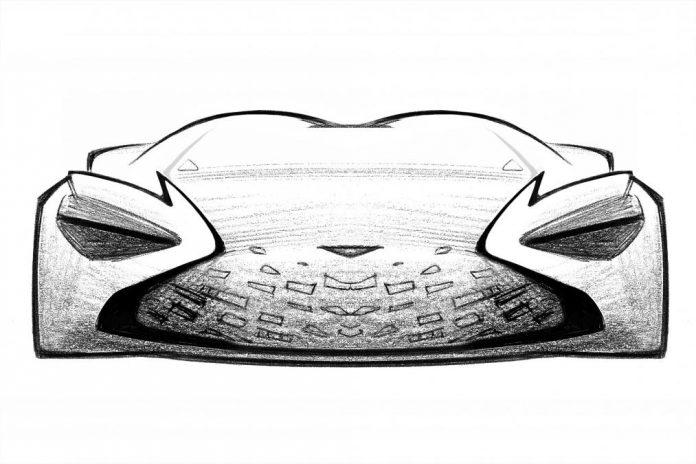 Aston Martin DBS GT Zagato Teaser