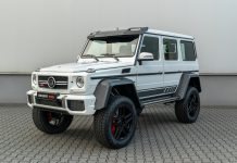 Brabus 700 4×4² Final Edition Revealed – 10 Units Only
