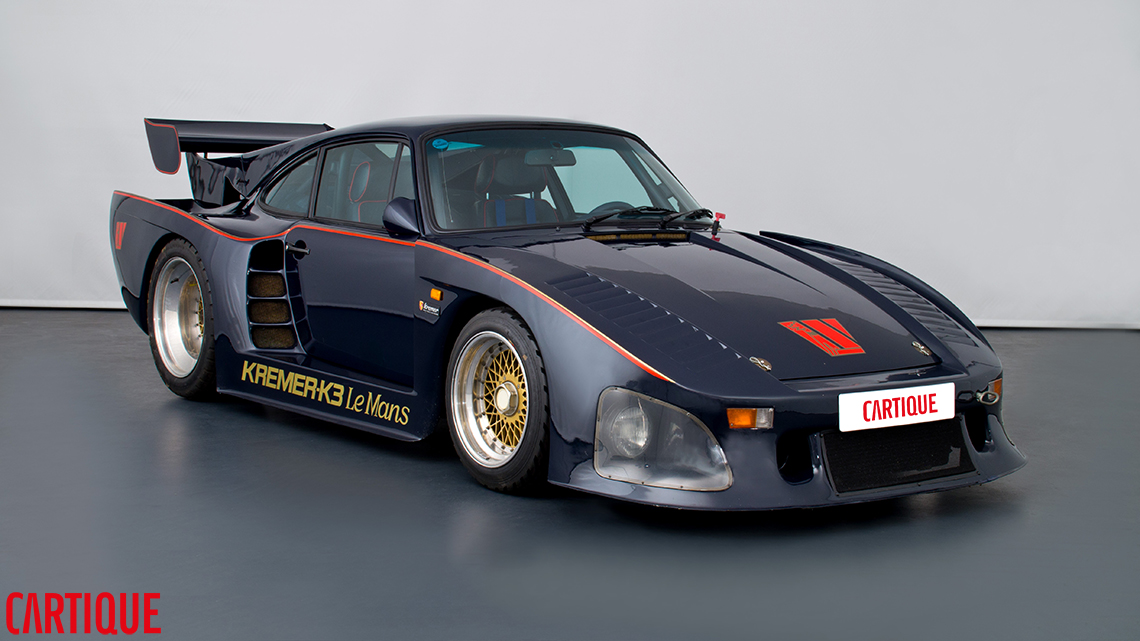 Road Legal Porsche 935 Kremer K3