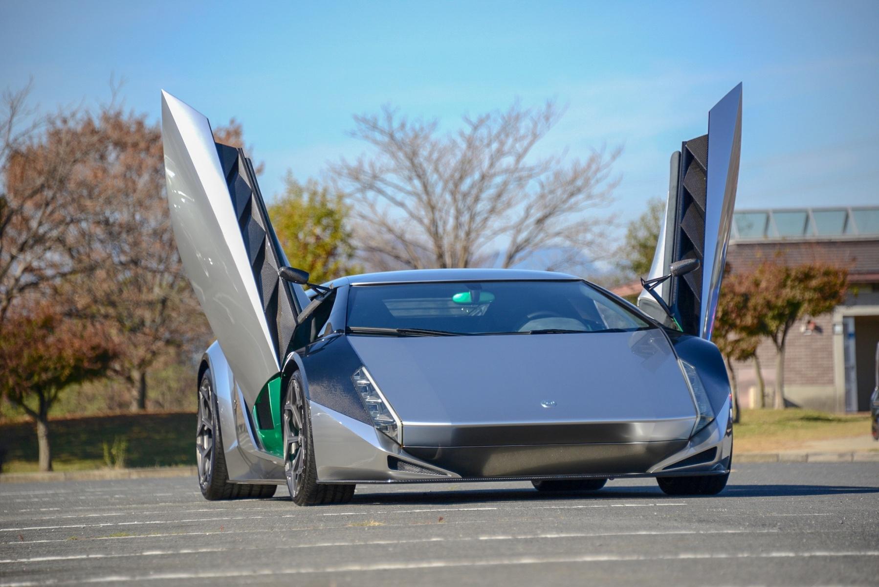 Kode 0 Supercar Based On Lamborghini Aventador For Sale Gtspirit