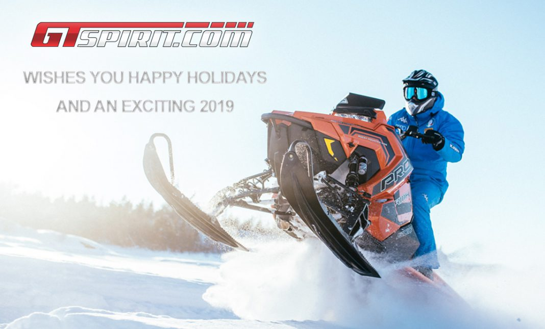 GTspirit Christmas Message 2018