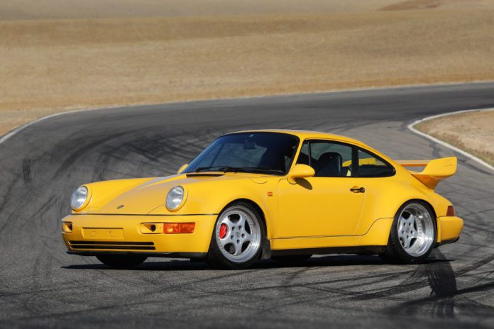 1993 Porsche 911 Carrera RS