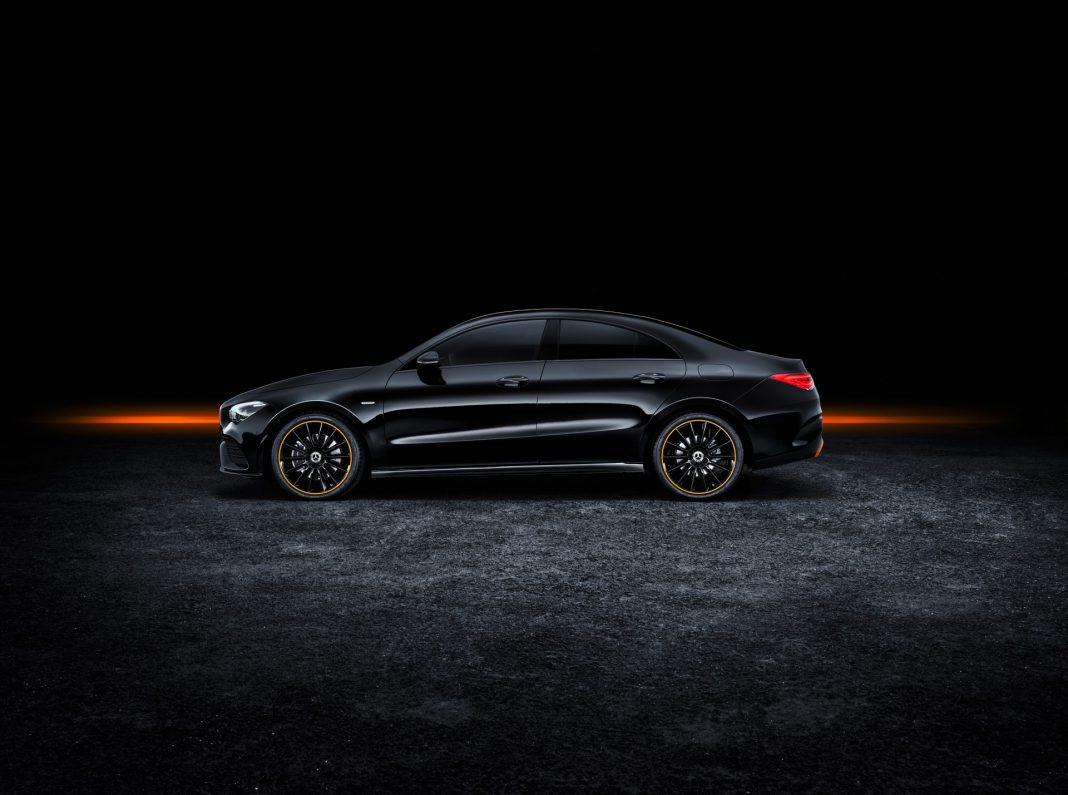 2019 Mercedes-Benz CLA Class Side Profile