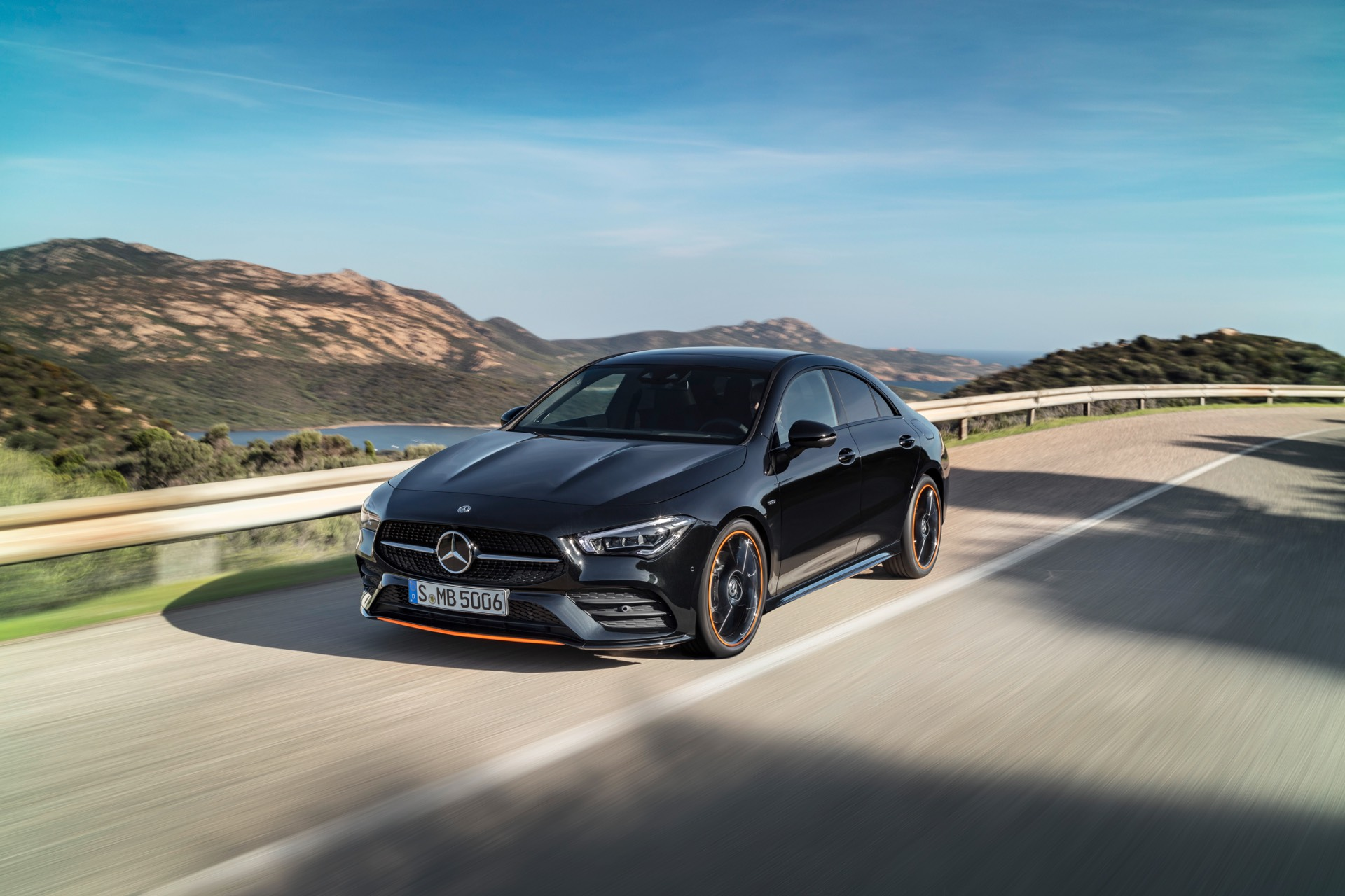 New Mercedes-Benz CLA Class