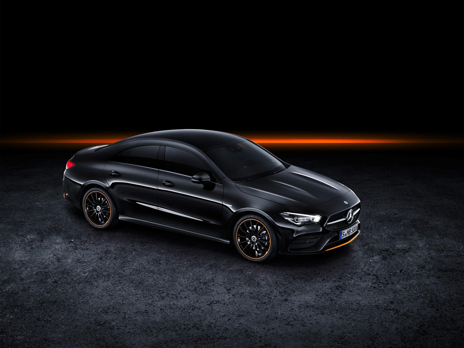 2019 Mercedes-Benz CLA Class Top Front