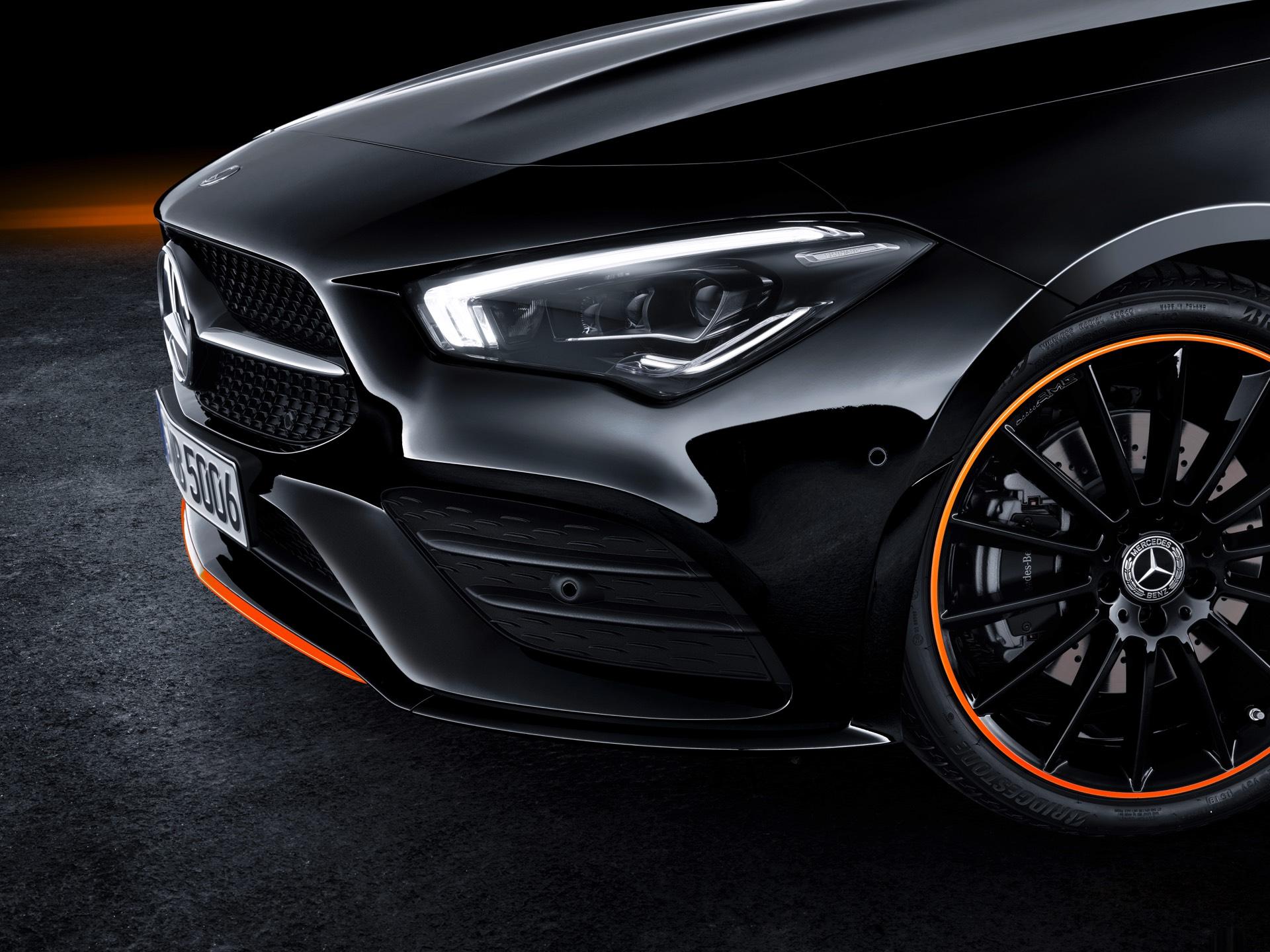 2019 Mercedes-Benz CLA Class