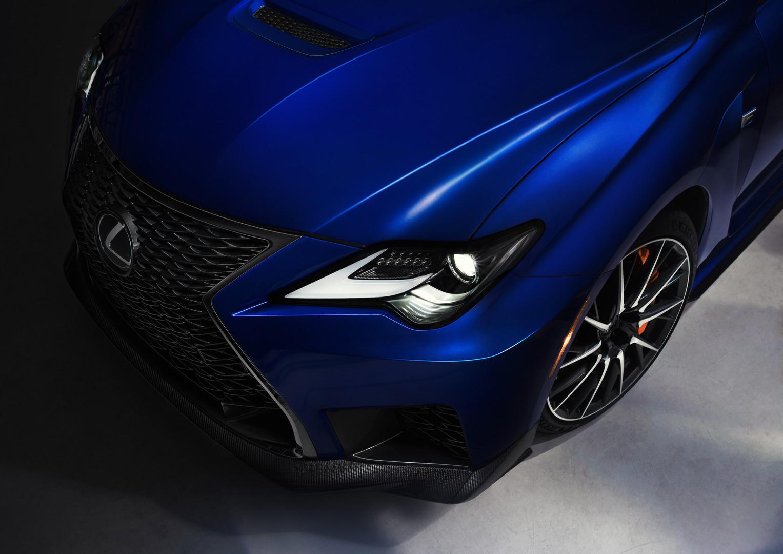2020 Lexus RC F Headlight