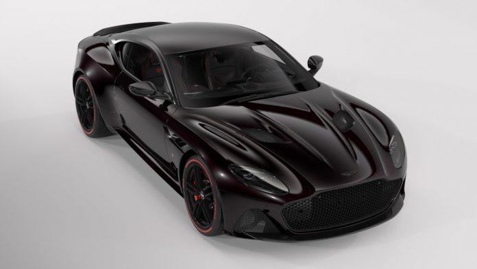 Aston Martin DBS Superleggera TAG Heur