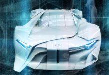 David Bowie Concept Car