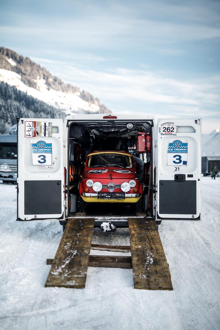 GP Ice Race 2019
