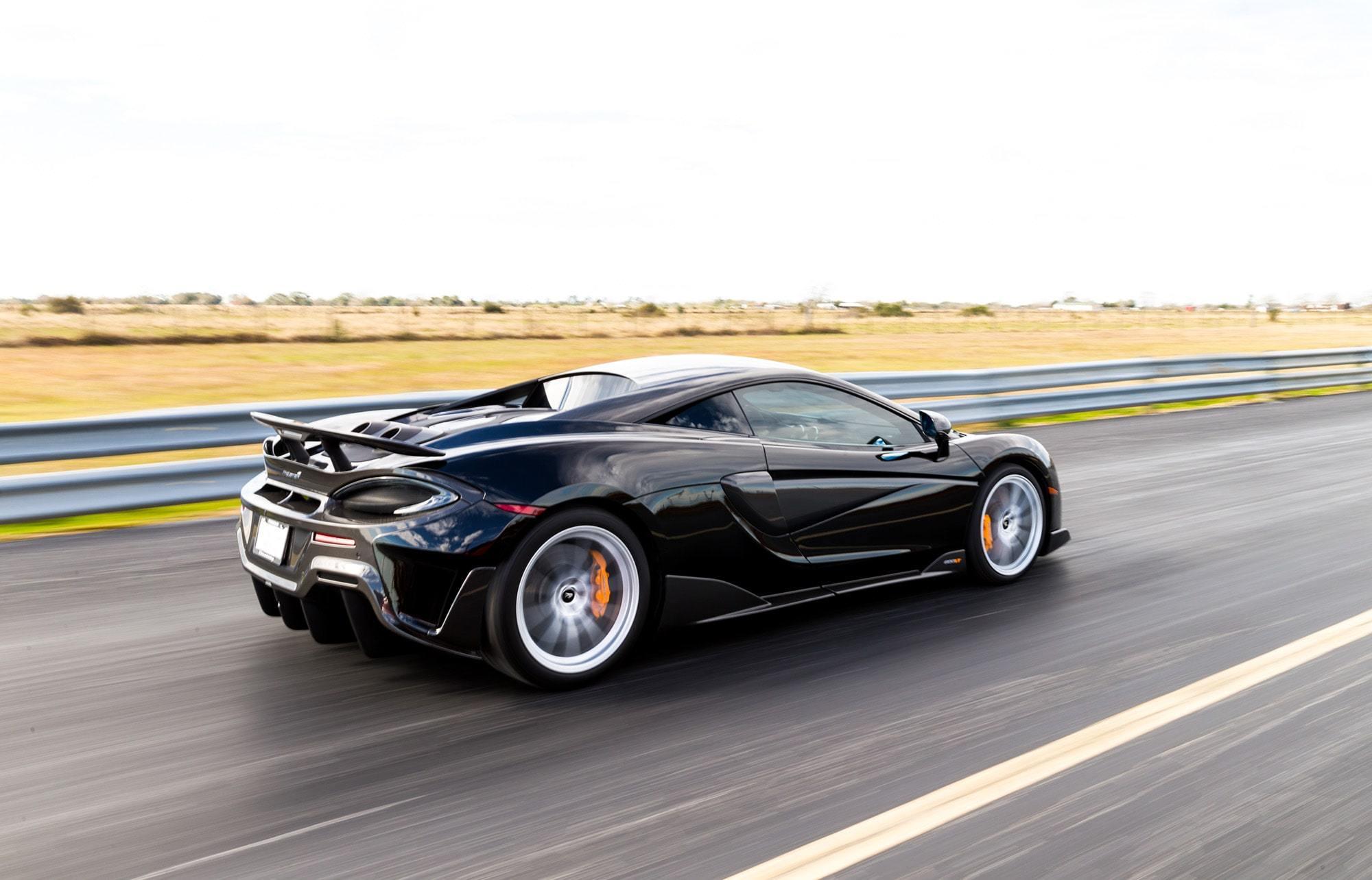 Hennessey McLaren 600LT