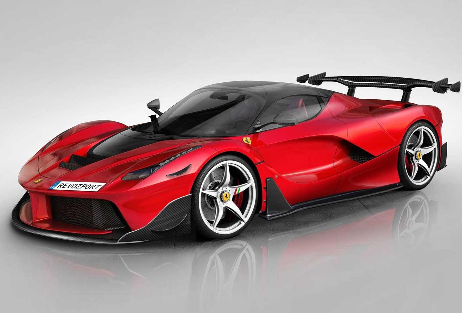 Ferrari Owner Gets Revozport Bodykit for his LaFerrari - GTspirit