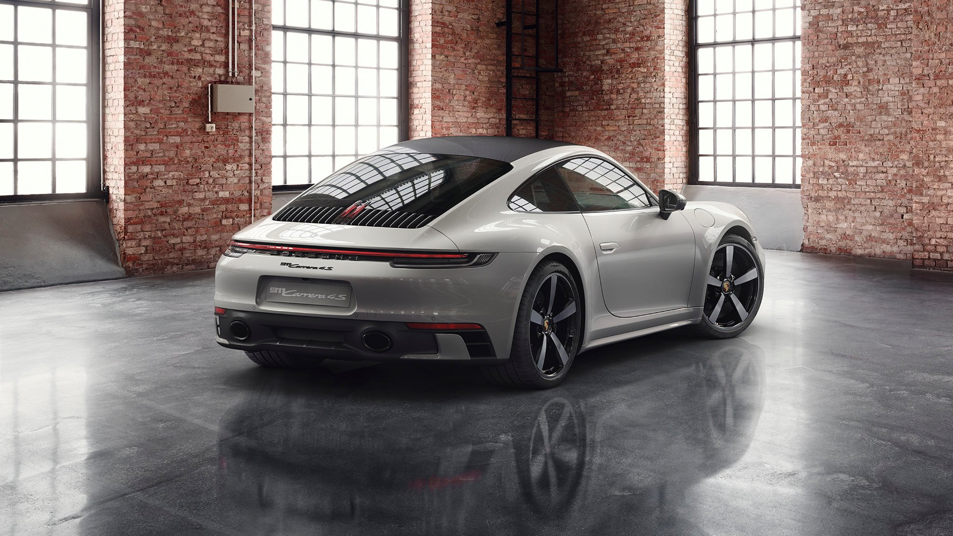 Porsche Exclusive Reveals First Project On New 992 Carrera