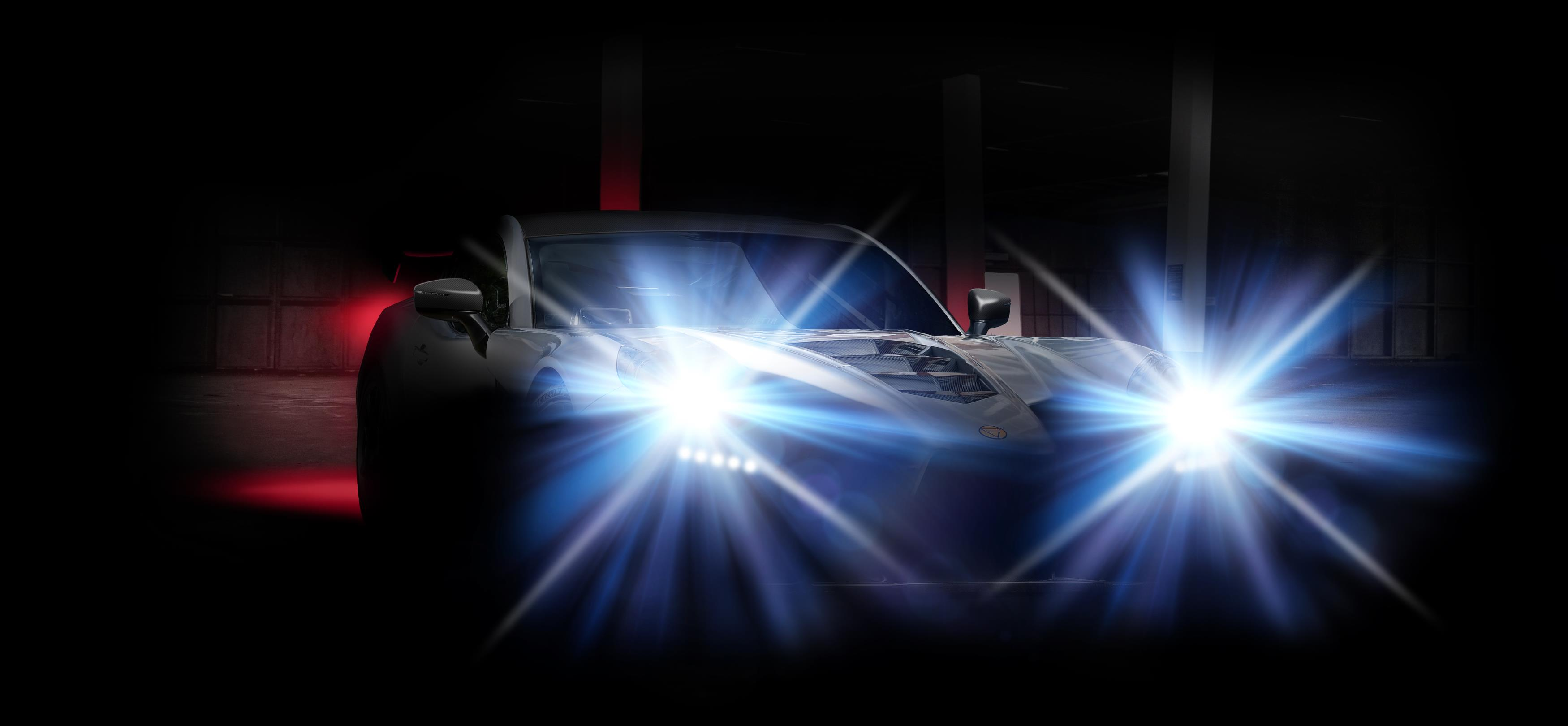 600hp+ Ginetta Supercar to Launch with N/A V8