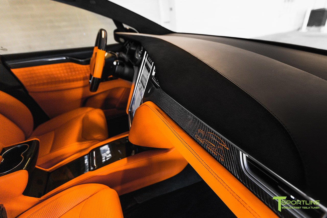 Tesla Model X by T Sportline