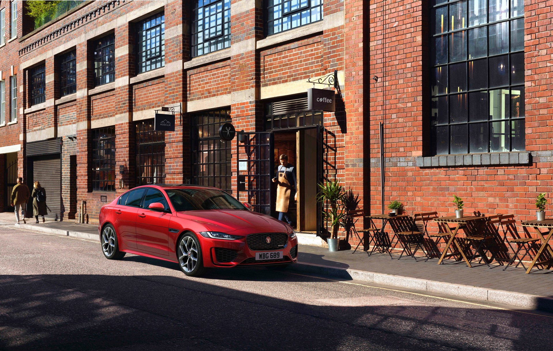 2020 New Jaguar XE Location