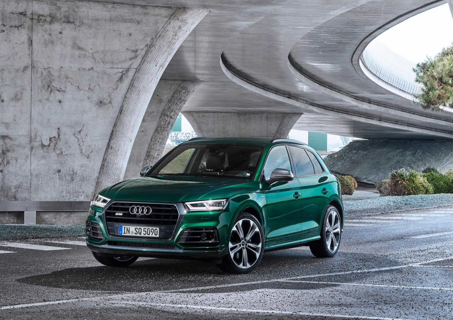 2020 Audi SQ5 TDI